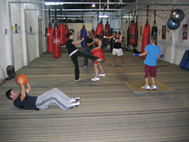 Non-contact Boxing Fitness Classes